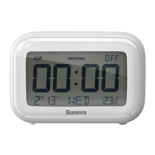 Baseus Subai Alarm Clock / Timekeeper / Temperature Gauge / Night Light